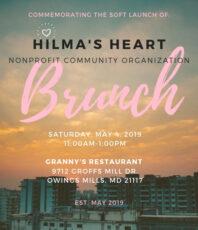 Hilma's Heart Brunch