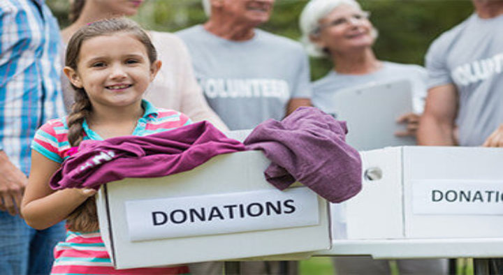 Five Reasons To Give To Charity – By Charities Aid Foundation (CAF)