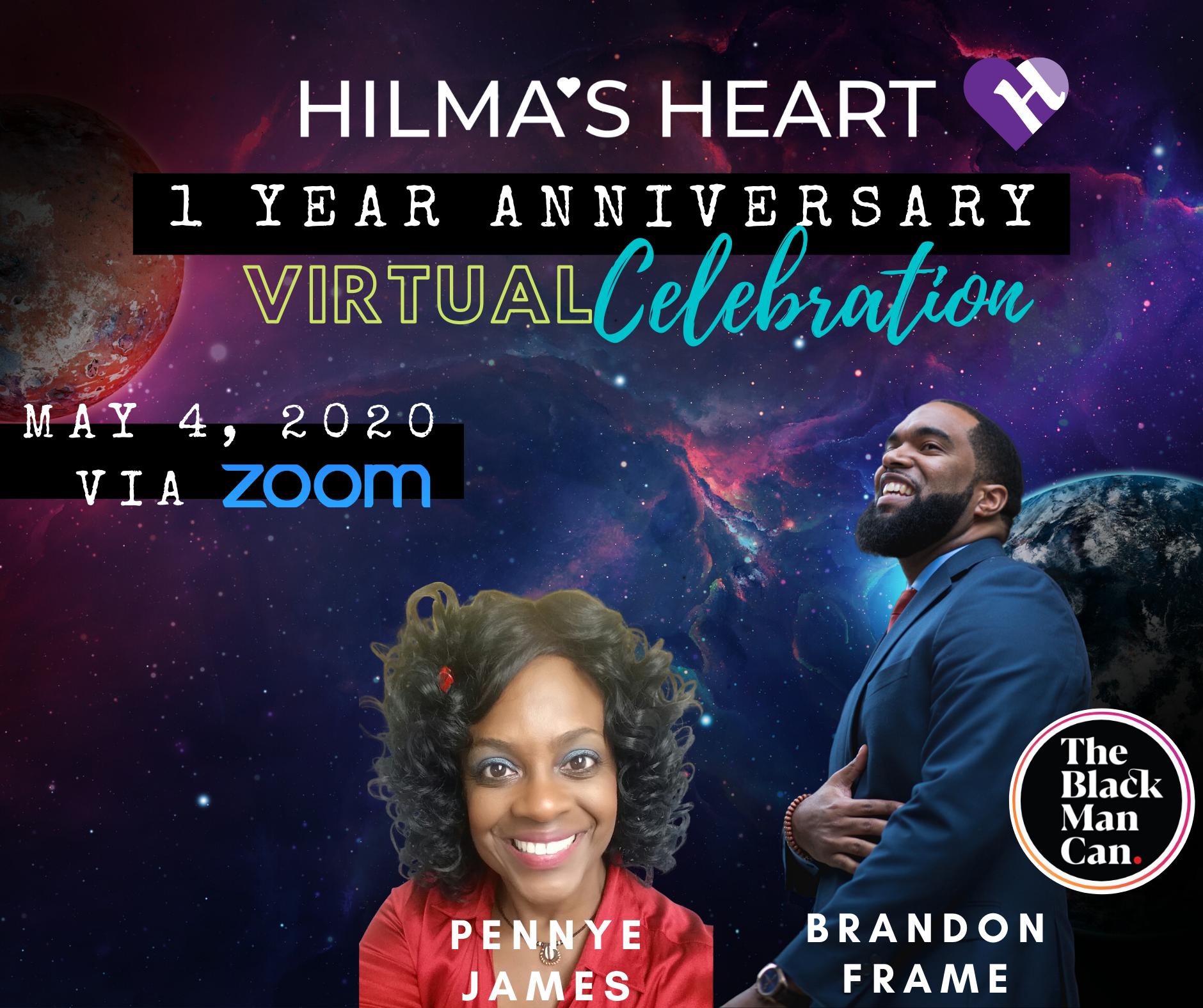 Hilma's Heart – 1 Year Anniversary Celebration